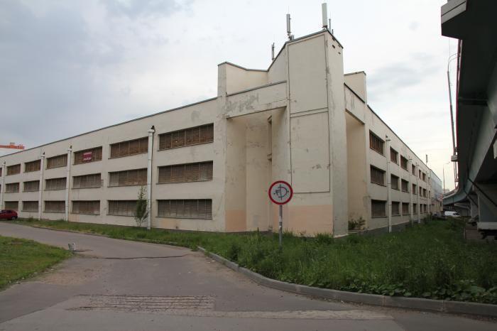 бизнес-центр Куркинское 30