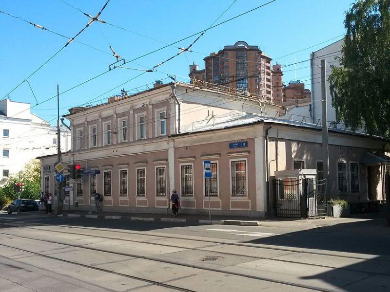 бизнес-центр Улица Радио 14