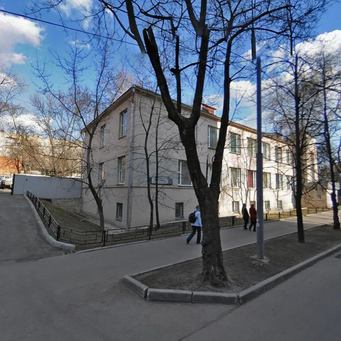 бизнес-центр Ибрагимова 12