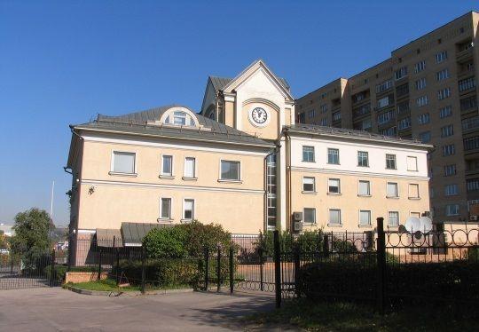 бизнес-центр 1-й Троицкий 12 к5