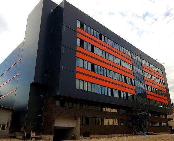 бизнес-центр Turas