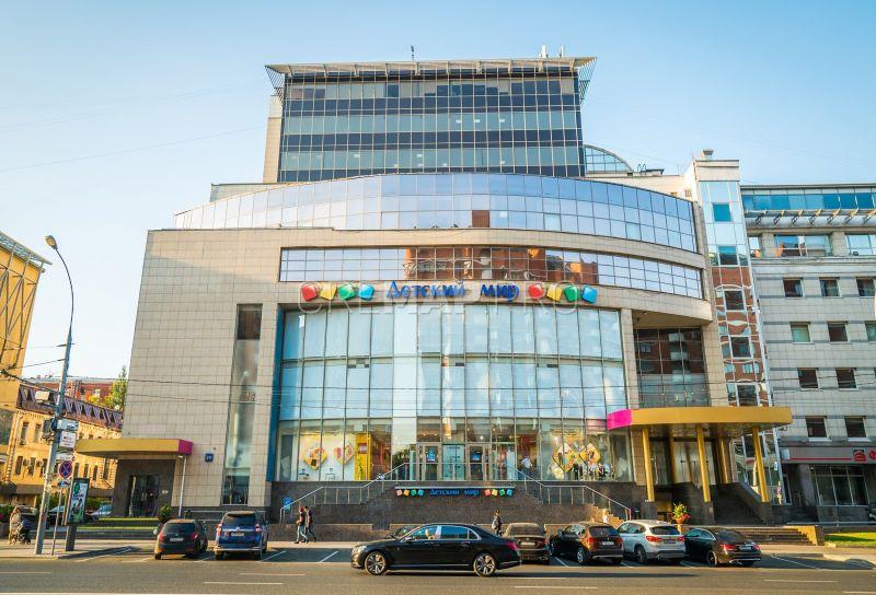 бизнес-центр Тропикано 2