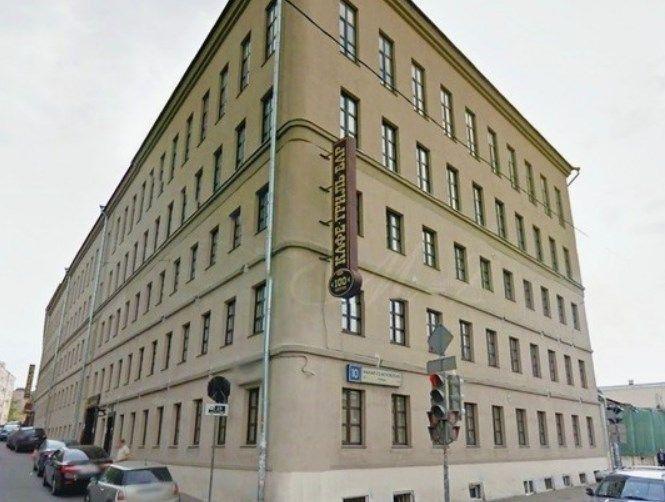 бизнес-центр Улей Плаза