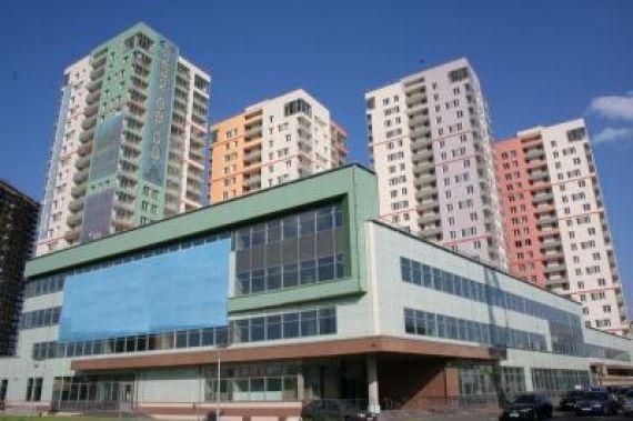 бизнес-центр Чемпион-парк