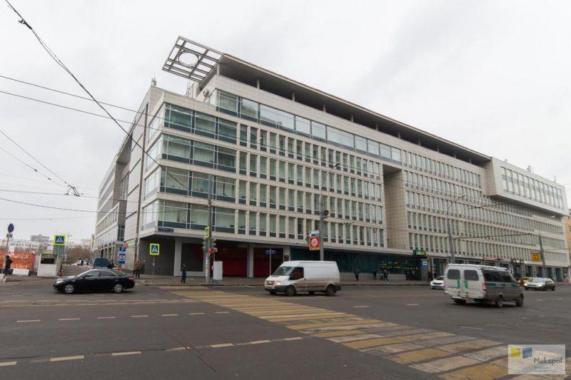 бизнес-центр Ямская Центр