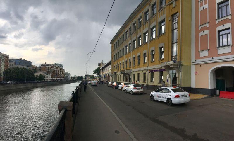 бизнес-центр Садовническая 71/80 С3