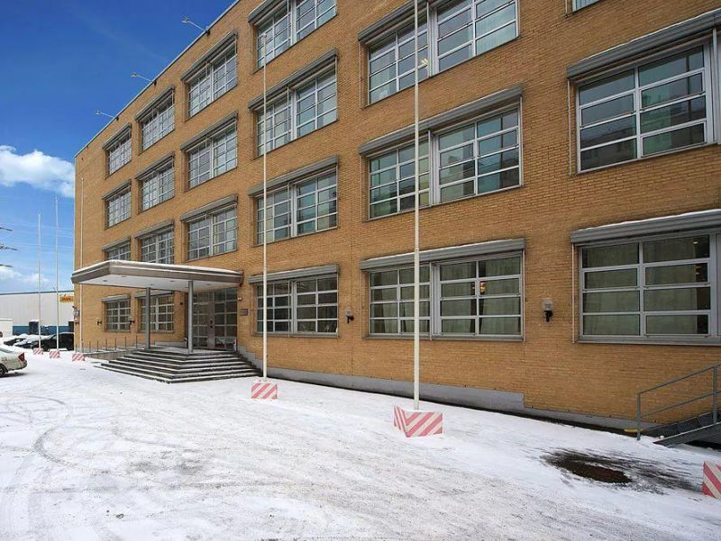 Бизнес-центр Эрикссон