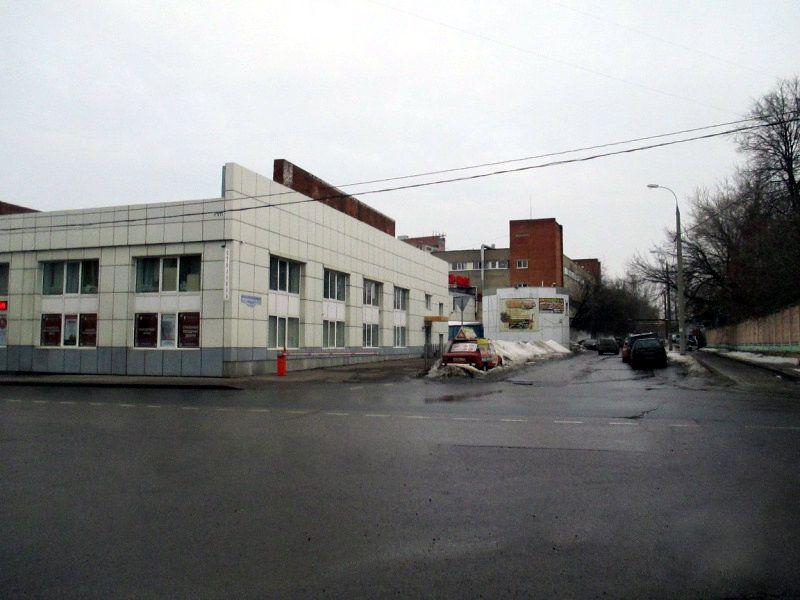 бизнес-центр 1-й Варшавский 1а с9