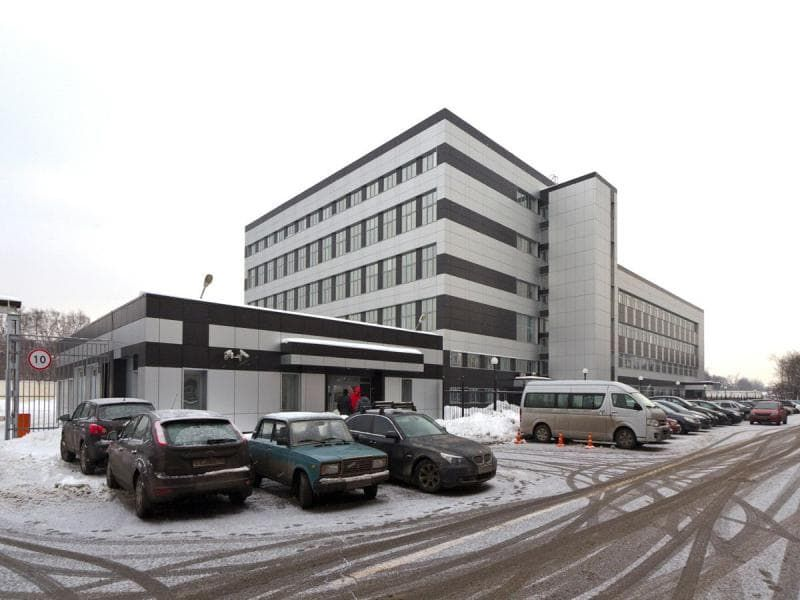 бизнес-центр 1-й Вешняковский 1