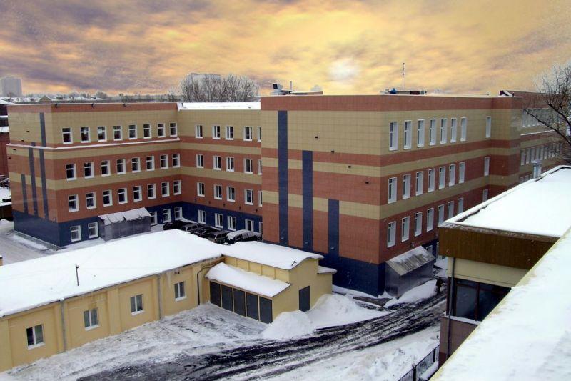 бизнес-центр 1-й Кожевнический 4