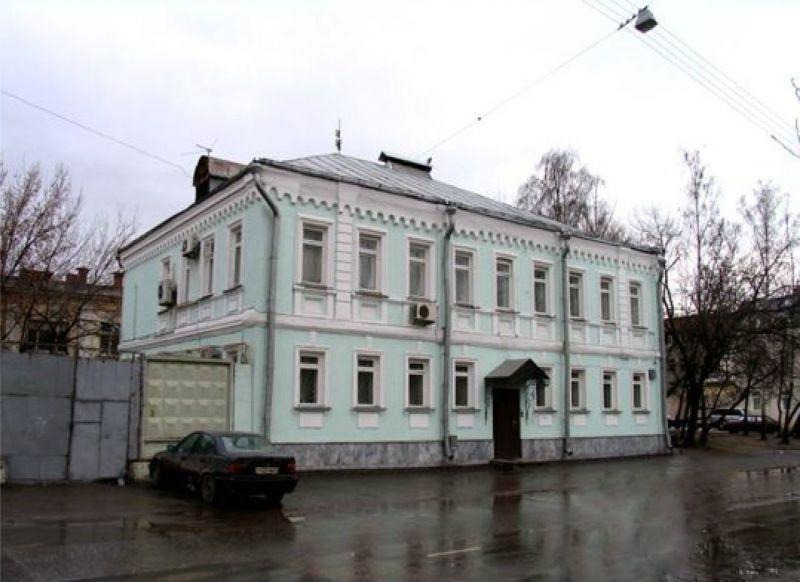 бизнес-центр 1-й Коптельский 10 с1