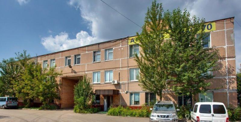 бизнес-центр 1-й Котляковский 2
