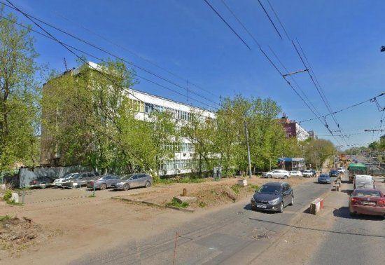 бизнес-центр 1-й Нагатинский 6