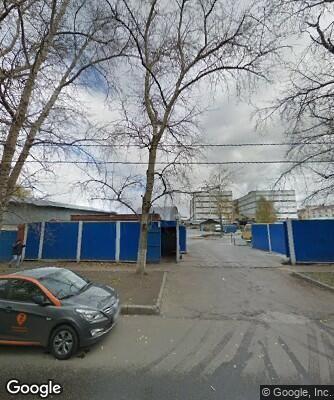 бизнес-центр 1-й Перова Поля 3 с1