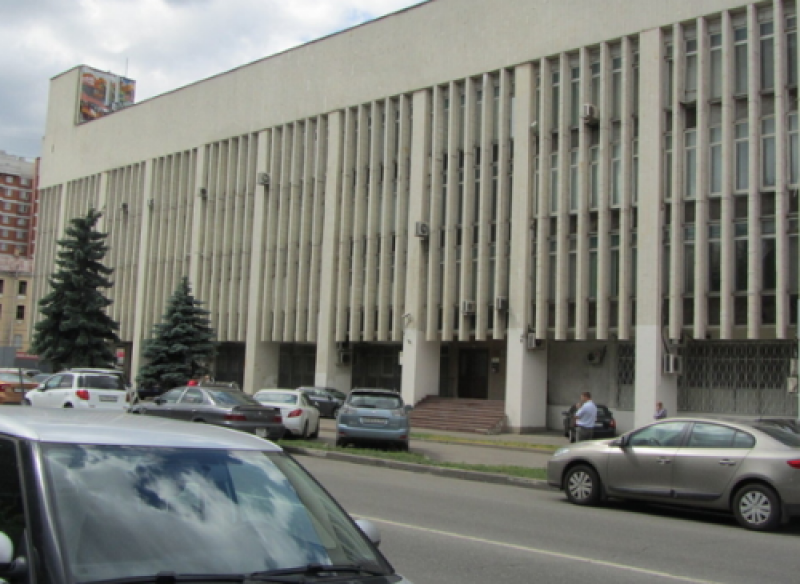бизнес-центр 1-й Щипковский 1