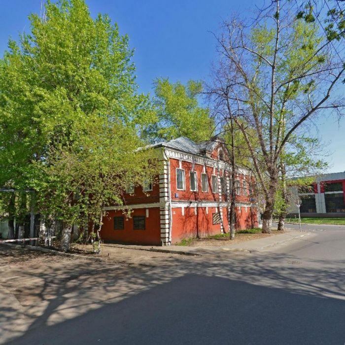 бизнес-центр 1-й Щипковский 16 с1