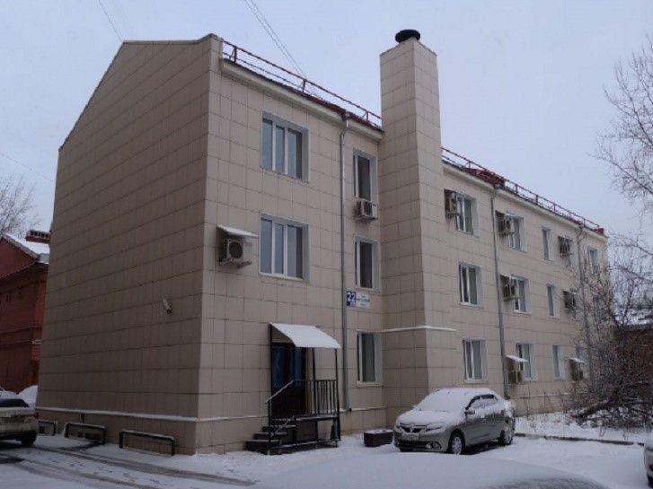 бизнес-центр 1-я Миусская 22 с3