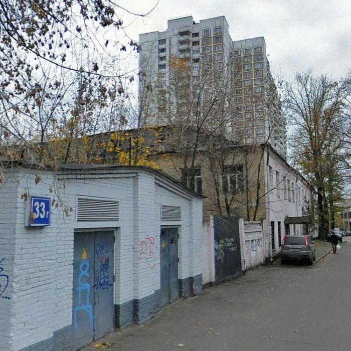 бизнес-центр 1-я Останкинская 33 к4