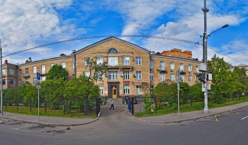 бизнес-центр 2-й Боткинский 8