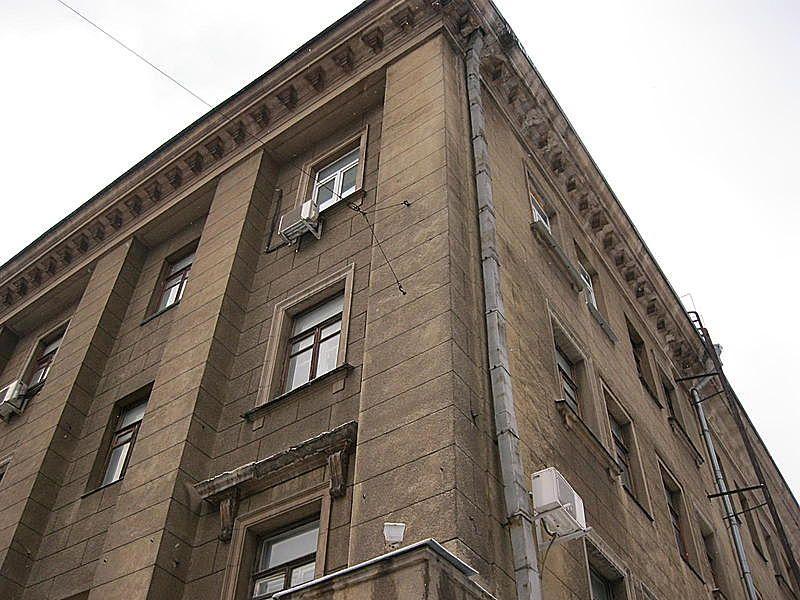 бизнес-центр 2-й Донской 4 с1