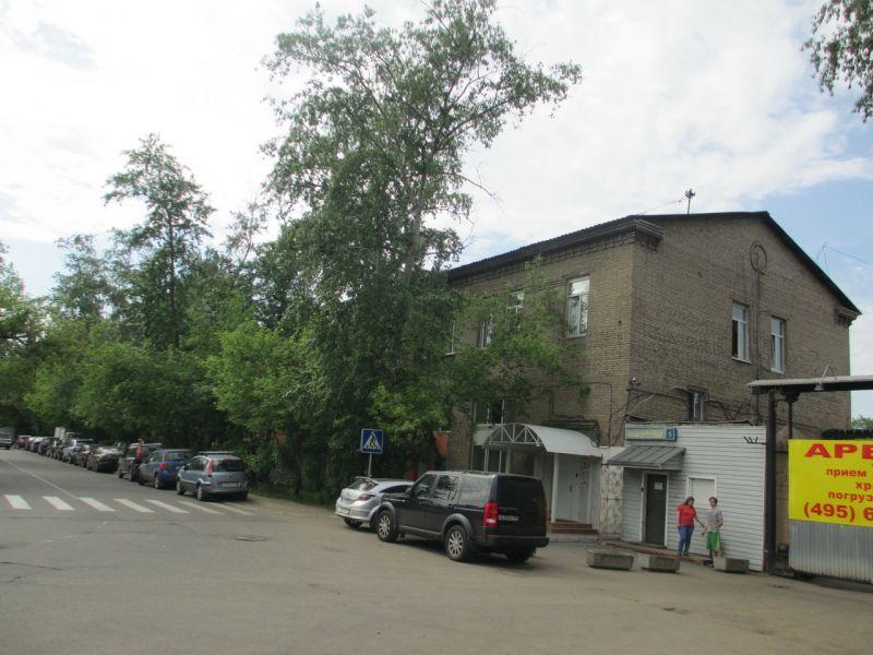 бизнес-центр 2-й Перова Поля 5