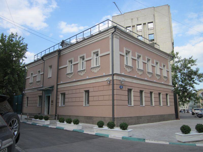 бизнес-центр 2-й Спасоналивковский 8