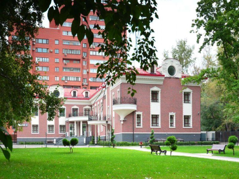 бизнес-центр 2-я Звенигородская 2/1 с1