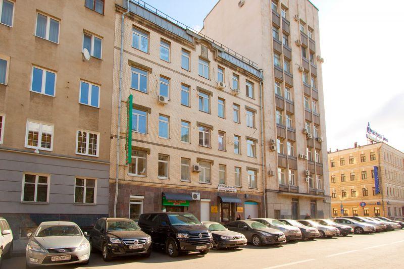 бизнес-центр 2-я Тверская-Ямская 18