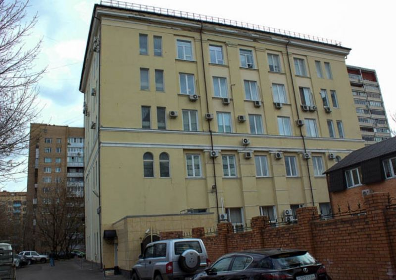 бизнес-центр 4-й Рощинский 19 с3