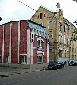 бизнес-центр 5-й Монетчиковский 18