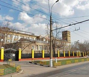 бизнес-центр Авиамоторная 59