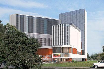 бизнес-центр Парк Хуамин