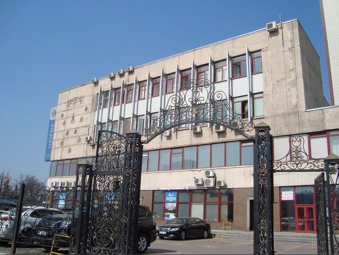 бизнес-центр Алтуфьевское 2А
