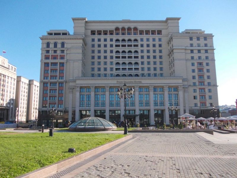 бизнес-центр Four Seasons Hotel Moscow