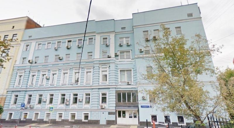 бизнес-центр Архангельский 3 с1