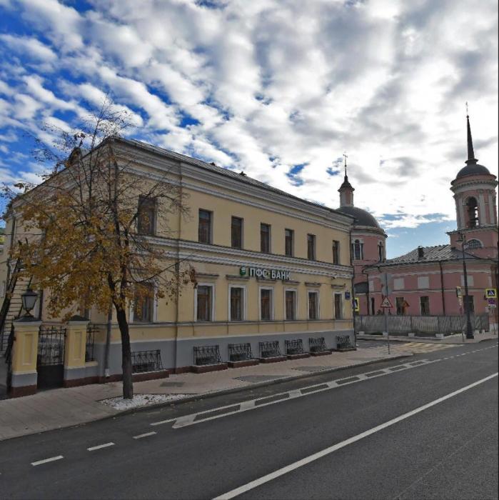 бизнес-центр Большая Ордынка 37/4 с1