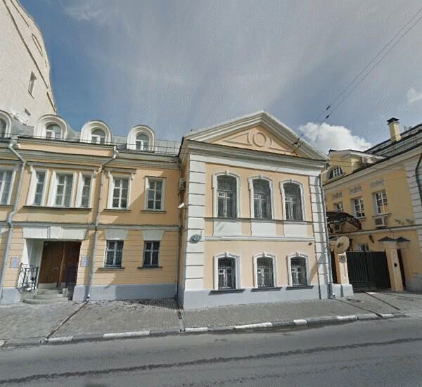бизнес-центр Большая Полянка 21 с1