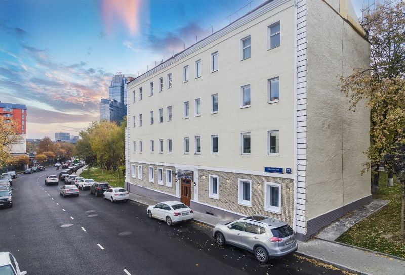 бизнес-центр Грохольский 32 с2
