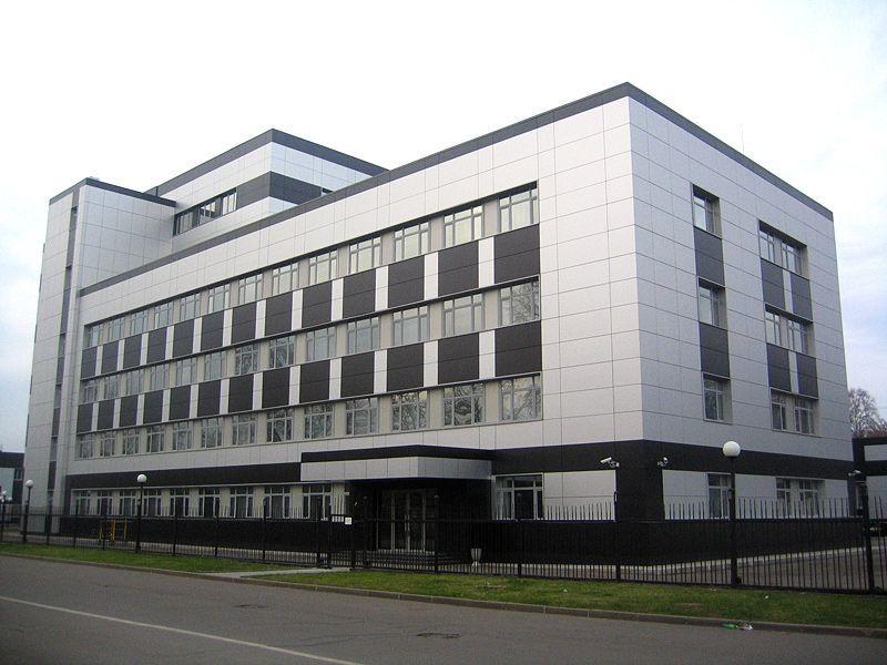 бизнес-центр 1-й Вешняковский пр-д, 7