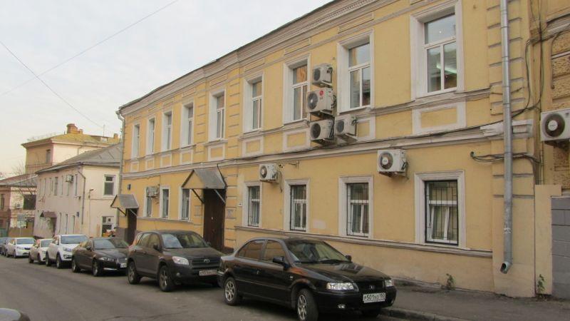 бизнес-центр 1-й Волконский пер., 10