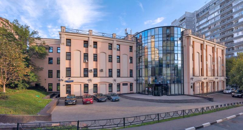 бизнес-центр 1-й Гончарный пер., 8 с6