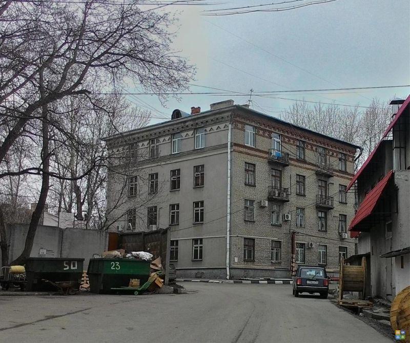 бизнес-центр 1-й Грайвороновский пр-д, 4