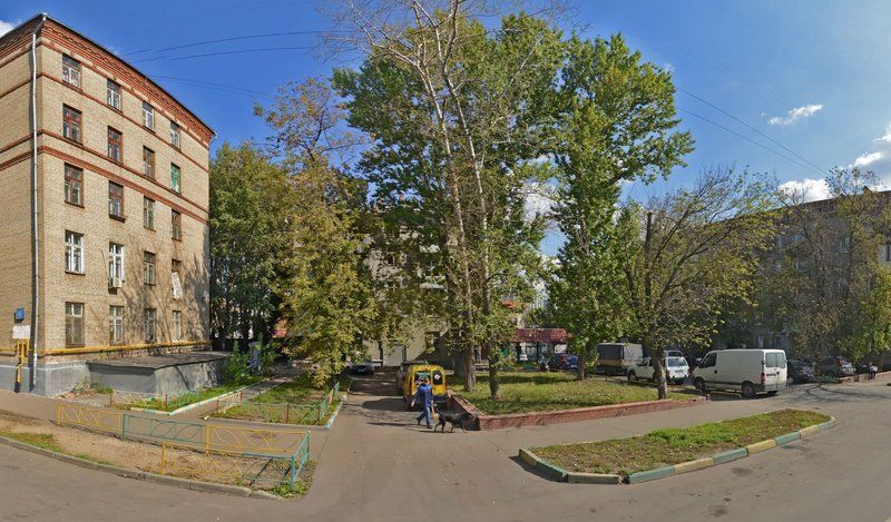 бизнес-центр 1-й Грайвороновский пр-д, 9А