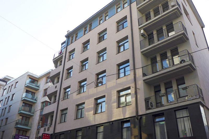 бизнес-центр 1-й Зачатьевский пер., 4