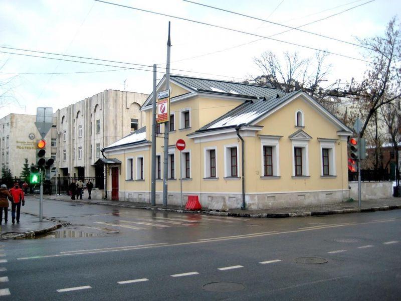 бизнес-центр 1-й Казачий пер., 13