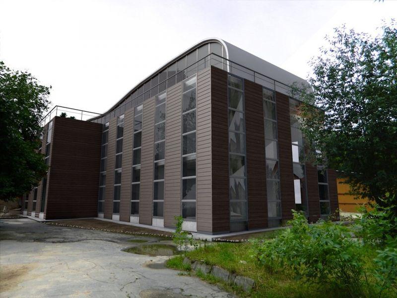 бизнес-центр 1-й Кирпичный пер., 2