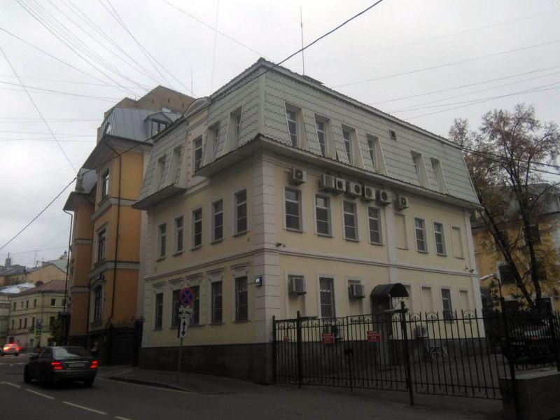 бизнес-центр 1-й Колобовский пер., 19 с1