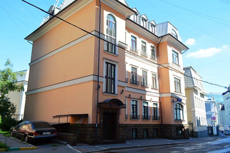 бизнес-центр 1-й Колобовский пер., 19 с3