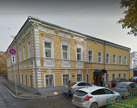 бизнес-центр 1-й Коптельский пер., 18 с1