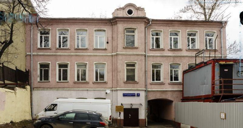бизнес-центр 1-й Котельнический пер., 5 с1